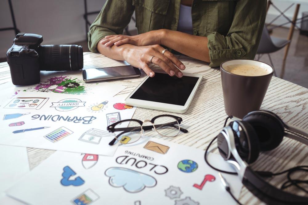 choosing graphic design